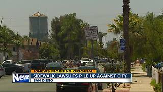 Sidewalk lawsuits could cost San Diego millions more