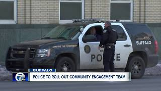Buffalo Police to roll out community engagement team