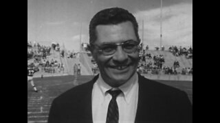Vince Lombardi's First Packers Game (September 27, 1959)
