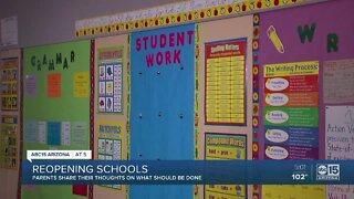 Reopening Valley schools