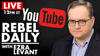 DAILY | YouTube SUSPENDED Rebel News! (April 14, 2021)