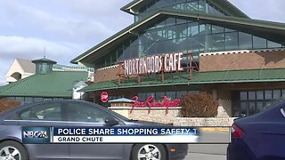 Police share shopping safety tips for the holiday