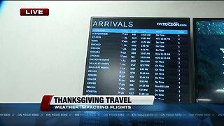 Tucsonans set to travel for Thanksgiving