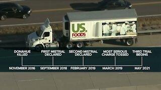 Third trial begins for man accused of killing Colorado trooper