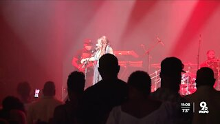 First concert kicks off at ICON music venue at the Banks