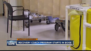 FINDING HOPE tease: Recovery coach program helps overdose victims after hospitalization