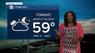7 First Alert Forecast 6 p.m. Update, Saturday, July 10