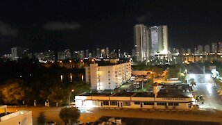 North Miami at night