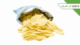 Stuff of Genius: George Crum: Potato Chips