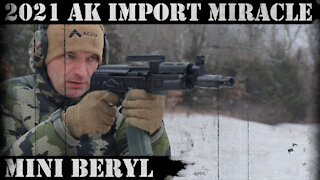 2021 AK Import Miracle: FB Radom Mini Beryl