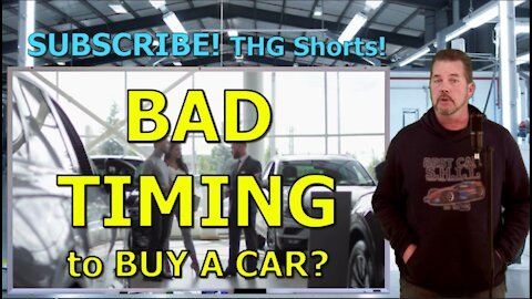 BAD TIMING TO BUY A NEW OR USED CAR? Auto Expert Kevin Hunter The Homework Guy