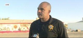 UPDATE: Las Vegas police share update on H Street homicide investigation