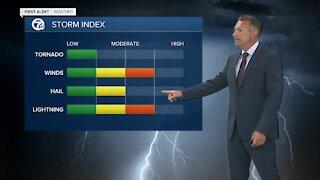 7 First Alert Forecast 5am Update, Monday, June 21