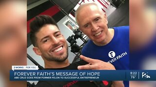 A story of hope: From former felon to successful entrepreneur