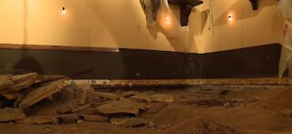 Lindo Michoacan deals with a sinkhole - temporarily closes
