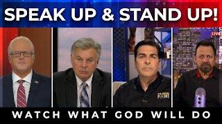 FlashPoint: Speak Up & Stand Up! Hank Kunneman, Lance Wallnau, Mario Murillo (June 15, 2021)