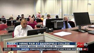 Bakersfield College Summer Hiring Series