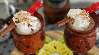 Learn how to make this classic Puerto Rican holiday drink