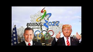 REPUBLICAN pushes for BOYCOTT of 2022 OLYMPIC Games in BEIJING CHINA! NBA MUST BE FURIOUS