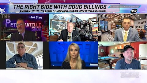 The Right Side with Doug Billings - August 25, 2021