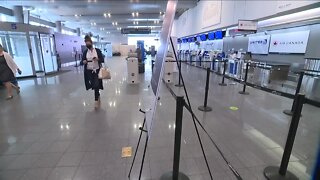 Airport rebound could take years, director says