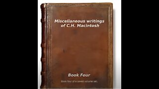 Miscellaneous Writings of CHM Book 4 The Life and Times of David part 3 Audio Book