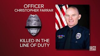 Suspect identified in deadly pursuit that killed Chandler Police Officer