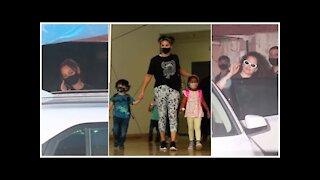 Kangana Ranaut, Sunny Leone & Sonakshi Sinha Snapped Outside The Gym
