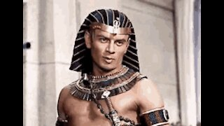 """Robert Bloch Egyptian Tales--Episode 5 """"Fane of the Black Pharaoh"""" (Narrated By Jeffrey LeBlanc)"""