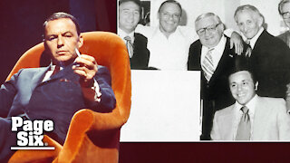 Frank Sinatra hated being linked to mobsters