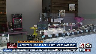 Bakery donating sweet surprise to health care workers