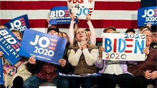 Biden Campaign Requests Secret Service Protection