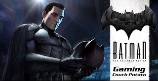 "Batman - The Telltale Series - ""What would The Batman do with his own parent's killer?"""