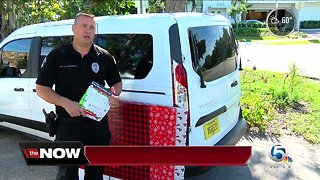 Delray Beach PD gears up for annual holiday toy drive