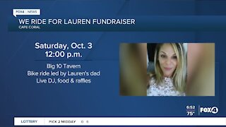 Fundraiser to search for Lauren Dumolo