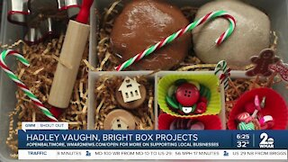 """Bright Box Projects says """"We're Open Baltimore!"""""""