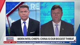 BIDEN INTEL CHIEFS: CHINA IS OUR BIGGEST THREAT