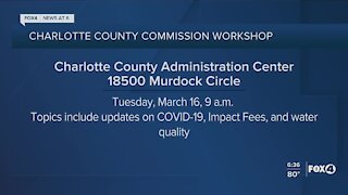 Charlotte County Commission Workshop