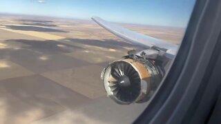 Baltimore man survives engine failure on plane