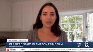 San Diego native stars in Amazon Prime film
