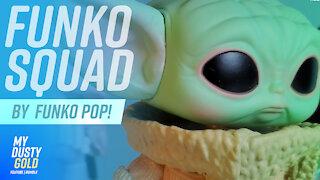 My Funko Pop! Squad