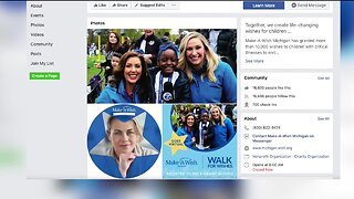 Walk for Wishes goes virtual