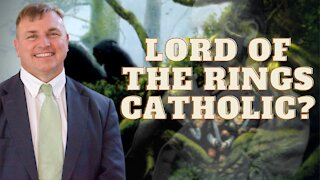 Is Lord Of The Rings REALLLY Catholic??? with Joseph Pearce