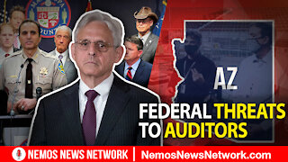 The Silent War Ep. 6039: Dem's Federal Threats to Auditors & The Border Crisis