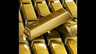 Who knew making a gold bar could be satisfying?