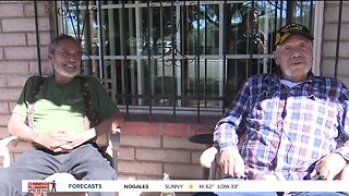 Barrio Hollywood Heroes save young girl after dog attack