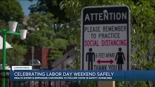Celebrating Labor Day safely