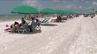 Southwest Florida Memorial Day at Fort Myers Beach