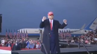 Trump's Acquittal Dance