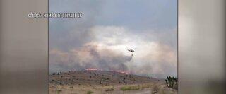 Cottonwood fire burns 1800 acres